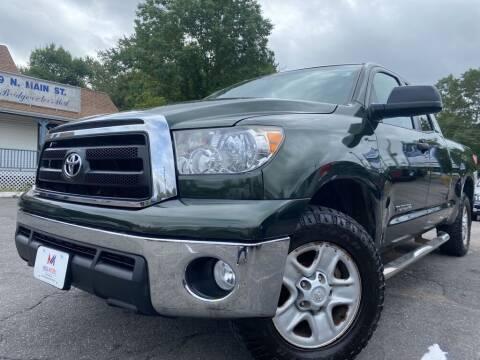 2012 Toyota Tundra for sale at Mega Motors in West Bridgewater MA