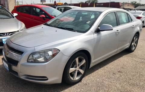 2011 Chevrolet Malibu for sale at First Class Motors in Greeley CO