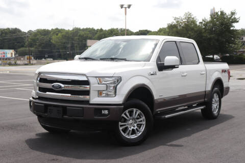 2015 Ford F-150 for sale at Auto Guia in Chamblee GA