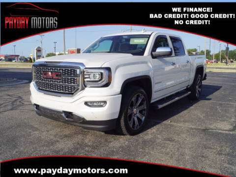 2018 GMC Sierra 1500 for sale at Payday Motors in Wichita And Topeka KS