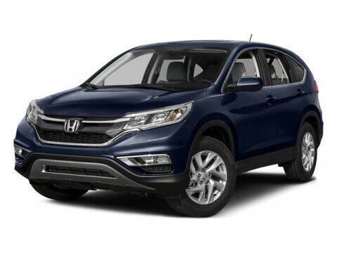 2015 Honda CR-V for sale at HILAND TOYOTA in Moline IL