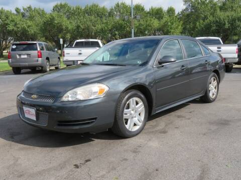 2013 Chevrolet Impala for sale at Low Cost Cars North in Whitehall OH