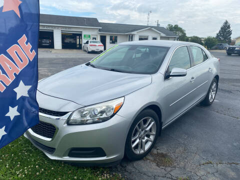 2014 Chevrolet Malibu for sale at 309 Auto Sales LLC in Harrod OH