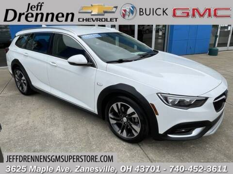 2018 Buick Regal TourX for sale at Jeff Drennen GM Superstore in Zanesville OH