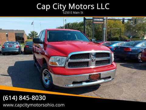 2011 RAM Ram Pickup 1500 for sale at Cap City Motors LLC in Columbus OH