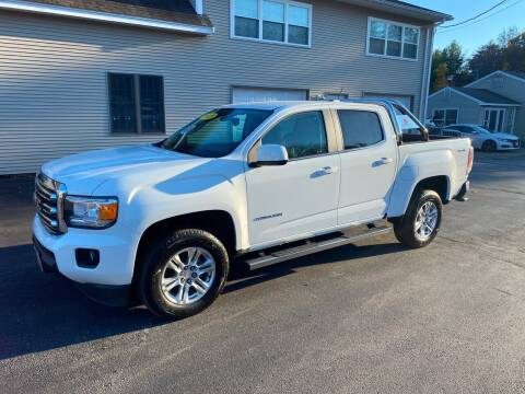 2019 GMC Canyon for sale at Glen's Auto Sales in Fremont NH