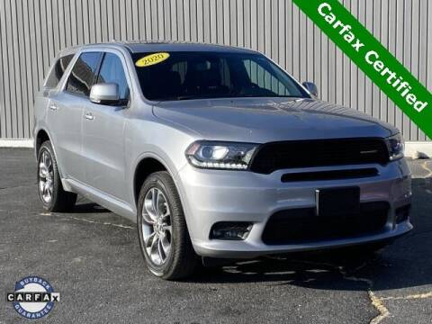 2020 Dodge Durango for sale at Bankruptcy Auto Loans Now - powered by Semaj in Brighton MI
