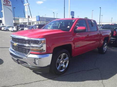 2017 Chevrolet Silverado 1500 for sale at BEAMAN TOYOTA GMC BUICK in Nashville TN