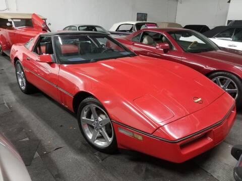 1987 Chevrolet Corvette for sale at Premier Luxury Cars in Oakland Park FL