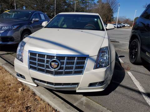 2013 Cadillac CTS for sale at Southern Auto Solutions - Acura Carland in Marietta GA