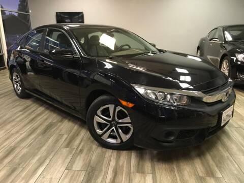 2017 Honda Civic for sale at Golden State Auto Inc. in Rancho Cordova CA