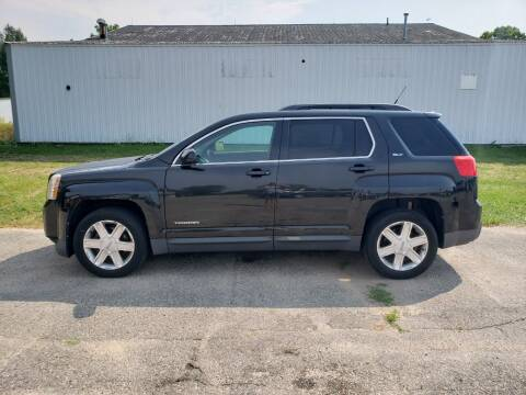 2011 GMC Terrain for sale at Steve Winnie Auto Sales in Edmore MI