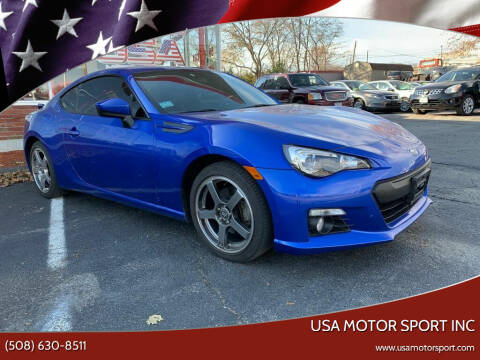 2016 Subaru BRZ for sale at USA Motor Sport inc in Marlborough MA