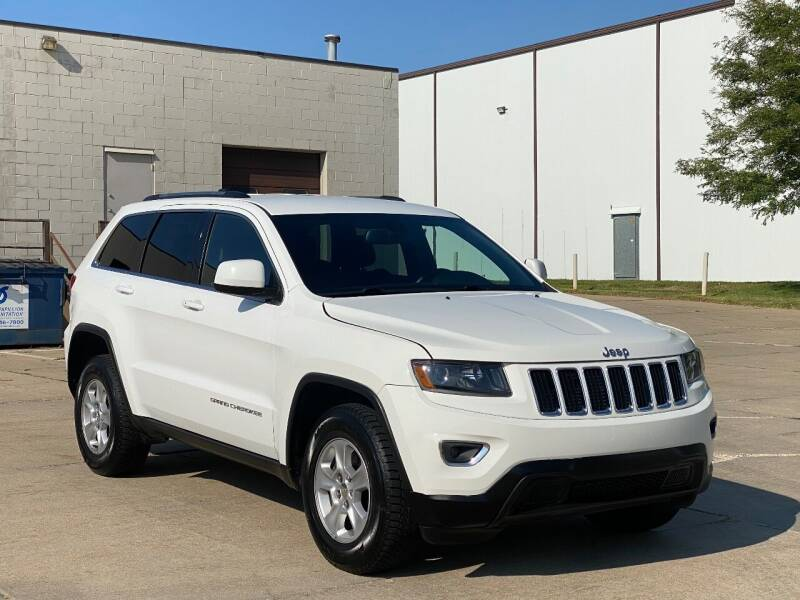 2015 Jeep Grand Cherokee for sale at MILANA MOTORS in Omaha NE