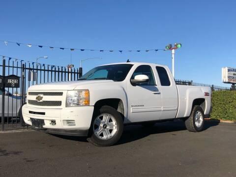 2011 Chevrolet Silverado 1500 for sale at BOARDWALK MOTOR COMPANY in Fairfield CA