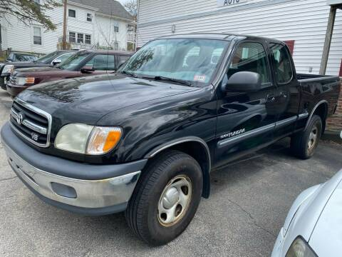 2002 Toyota Tundra for sale at Amherst Street Auto in Manchester NH