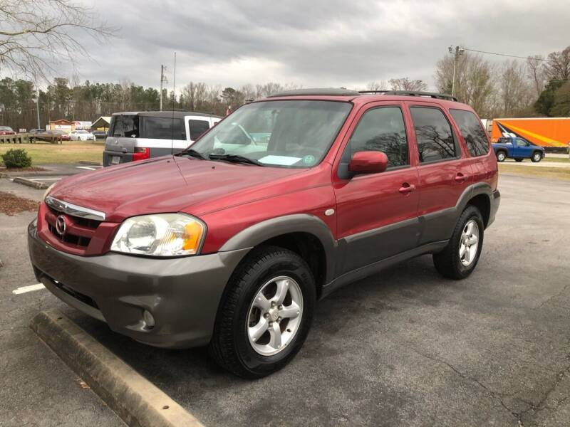 2006 Mazda Tribute for sale at IH Auto Sales in Jacksonville NC