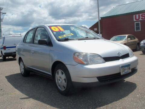 2001 Toyota ECHO for sale at Country Side Car Sales in Elk River MN