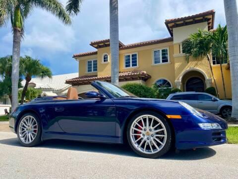 2007 Porsche 911 for sale at Lifetime Automotive Group in Pompano Beach FL