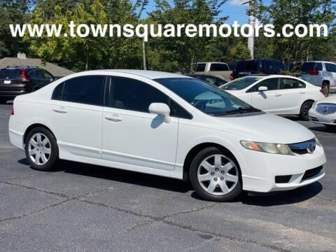 2009 Honda Civic for sale at Town Square Motors in Lawrenceville GA