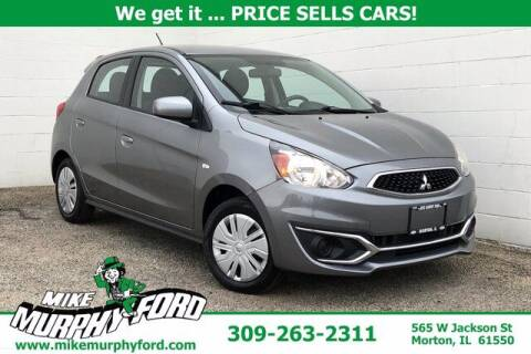 2017 Mitsubishi Mirage for sale at Mike Murphy Ford in Morton IL