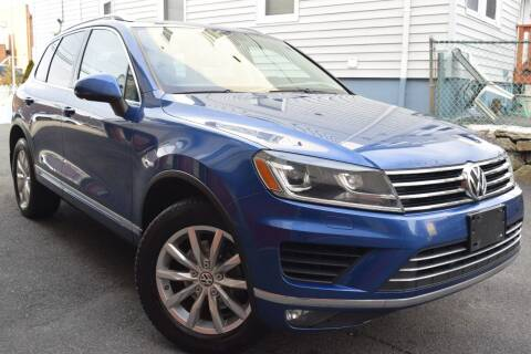 2016 Volkswagen Touareg for sale at VNC Inc in Paterson NJ