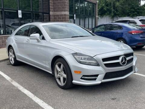 2014 Mercedes-Benz CLS for sale at SOUTHFIELD QUALITY CARS in Detroit MI