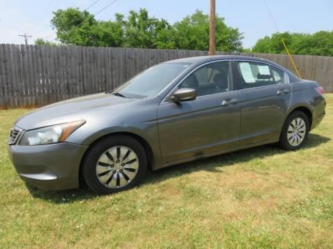 2010 Honda Accord for sale at Davie County Motors in Mocksville NC