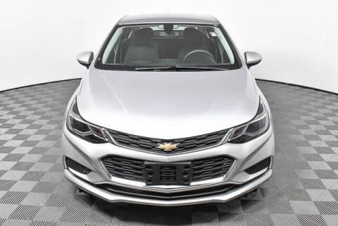 2018 Chevrolet Cruze for sale at Southern Auto Solutions - Georgia Car Finder - Southern Auto Solutions-Jim Ellis Hyundai in Marietta GA