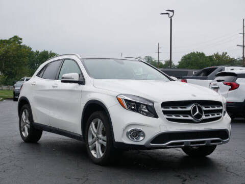 2018 Mercedes-Benz GLA for sale at GRANITE RUN PRE OWNED CAR AND TRUCK OUTLET in Media PA
