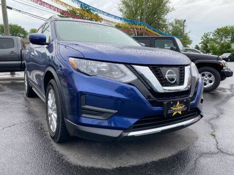 2017 Nissan Rogue for sale at Auto Exchange in The Plains OH