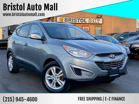 2011 Hyundai Tucson for sale at Bristol Auto Mall in Levittown PA