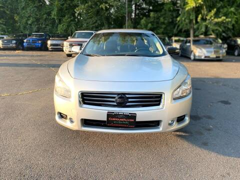 2012 Nissan Maxima for sale at The Car House in Butler NJ