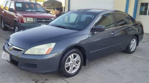 2006 Honda Accord for sale at Carspot Auto Sales in Sacramento CA