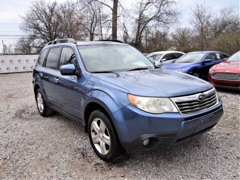 2009 Subaru Forester for sale at Premier Auto & Parts in Elyria OH