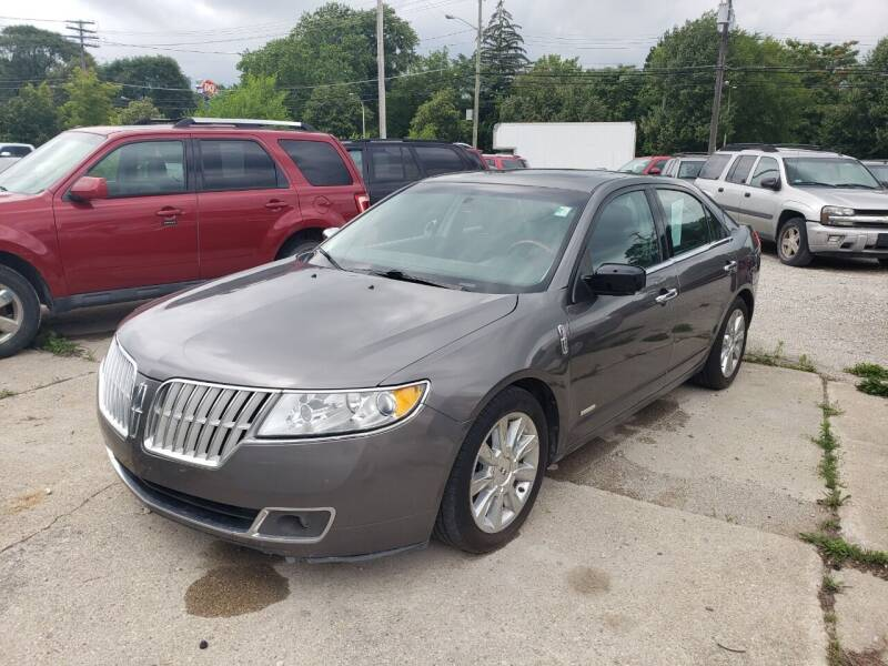 2012 Lincoln MKZ Hybrid for sale at D & D All American Auto Sales in Mount Clemens MI