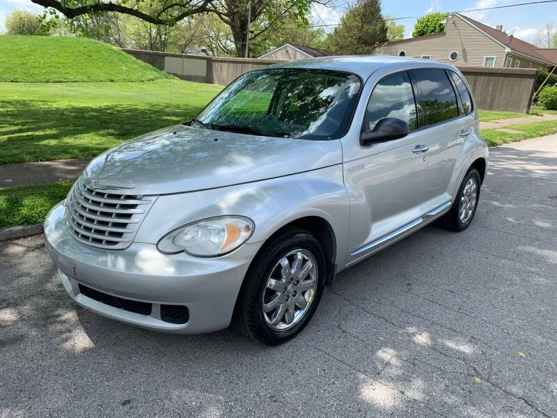2008 Chrysler PT Cruiser for sale at Eddie's Auto Sales in Jeffersonville IN