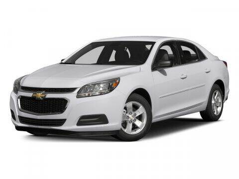 2015 Chevrolet Malibu for sale at Hawk Ford of St. Charles in St Charles IL