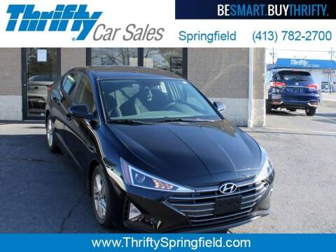 2019 Hyundai Elantra for sale at Thrifty Car Sales Springfield in Springfield MA