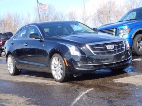 2017 Cadillac ATS for sale at Szott Ford in Holly MI