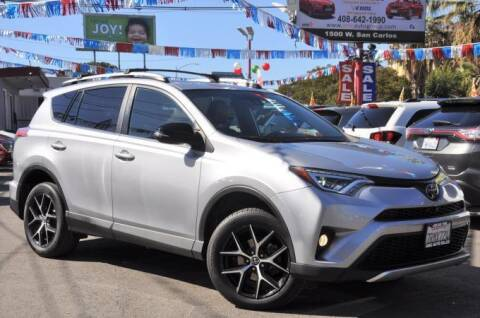 2016 Toyota RAV4 for sale at AMC Auto Sales, Inc in San Jose CA