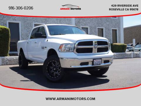 2017 RAM Ram Pickup 1500 for sale at Armani Motors in Roseville CA