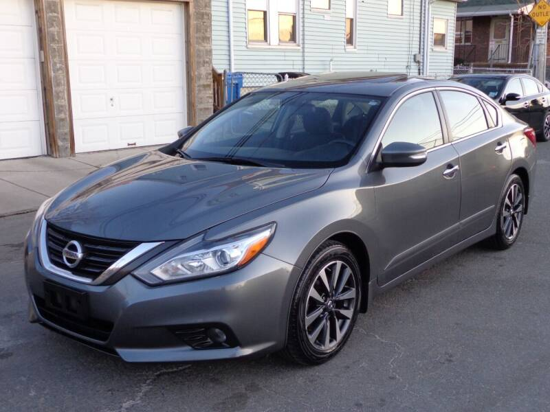 2016 Nissan Altima for sale at Broadway Auto Sales in Somerville MA