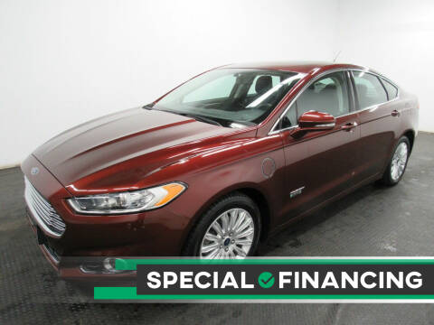 2016 Ford Fusion Energi for sale at Automotive Connection in Fairfield OH