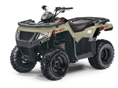 2022 Arctic Cat Alterra 300 for sale at Champlain Valley MotorSports in Cornwall VT