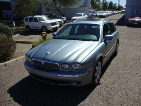 2006 Jaguar X-Type for sale at FREDRIK'S AUTO in Mesa AZ