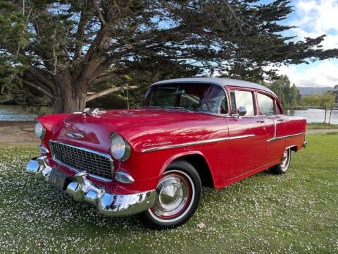 1955 Chevrolet 210 for sale at Dodi Auto Sales in Monterey CA