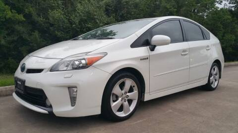 2012 Toyota Prius for sale at Houston Auto Preowned in Houston TX