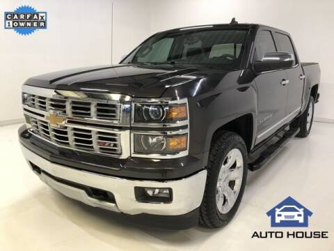 2015 Chevrolet Silverado 1500 for sale at Auto House Phoenix in Peoria AZ
