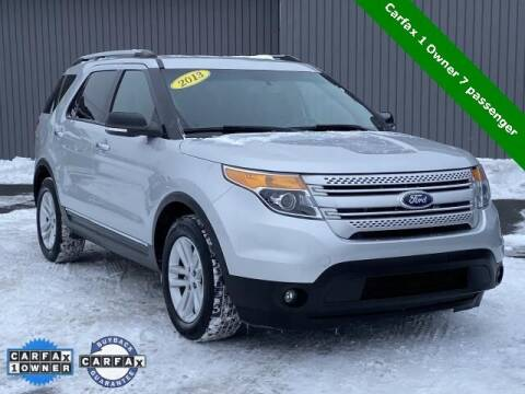 2013 Ford Explorer for sale at Bankruptcy Auto Loans Now - powered by Semaj in Brighton MI